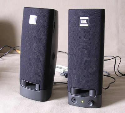COMPAQ JBL PLATINUM SERIES SP08A11